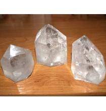 Kryształ górski DUŻY (ścięta podstawa), naturalny