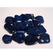 Chalcedon niebieski (szlifowane bryłki, na wagę)