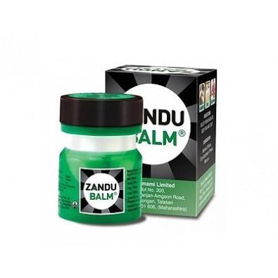 Balsam Przeciwbólowy Ajurwedyjski ZANDU BALM (10g)