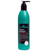 Olejek z Cedru - żel pod prysznic ORGANICZNY (360 ml)
