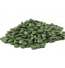 CHLORELLA 400mg - w tabletkach (300szt)