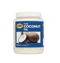 Olej KOKOSOWY, 100% naturalny (500 ml)