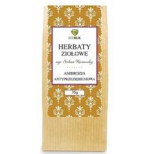 Herbata AMBROZJA (przeciw przeziębieniom, rogrzewa) S. Korżawskiej