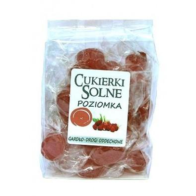 Cukierki SOLNE, różne smaki (z solą himalajską) - BARDZO CIEKAWY SMAK!