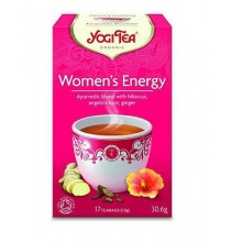 Herbata KOBIECA ENERGIA, Yogi Tea BIO (17szt)