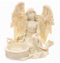 ŚWIECZNIK - Anioł SIEDZĄCY (różne wzory)