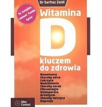Witamina D kluczem do zdrowia (książka)