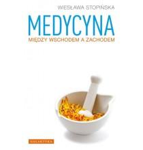 Medycyna między wschodem a zachodemn (książka)