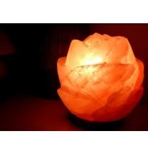 Lampka solna RÓŻA (sól himalajska)