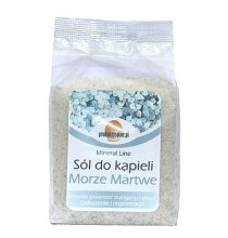 Sól do kąpieli z MORZA MARTWEGO - naturalna, nieoczyszczona (600g)