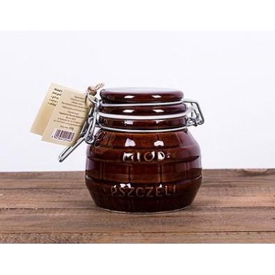 Miód WIELOKWIATOWY (ceramika 0,45 kg)