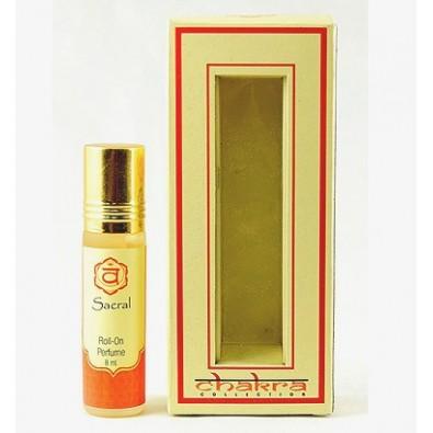 Olejek CZAKRA KRZYŻOWA II - naturalny, perfumowany esencjami (8ml)