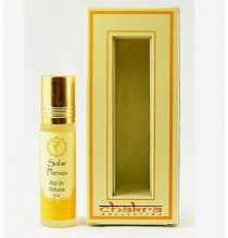 Olejek CZAKRA SPLOTU SŁONECZNEGO III - naturalny, perfumowany esencjami (8ml)