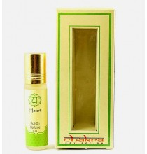 Olejek CZAKRA SERCA IV - naturalny, perfumowany esencjami (8ml)