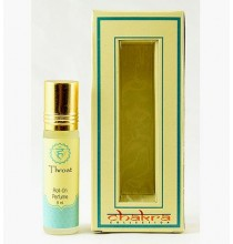 Olejek CZAKRA GARDŁA V - naturalny, perfumowany esencjami (8ml)