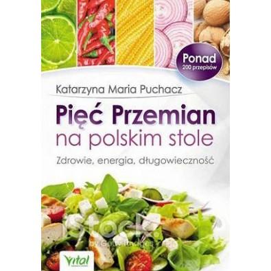Pięć Przemian na polskim stole (książka)