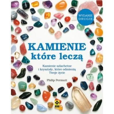 Kamienie, które leczą (książka)