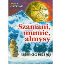 Szamani, mumie, ałmysy (książka)