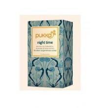 Herbata NA SEN (Night Time) - ekologiczna, Pukka (20 szt)