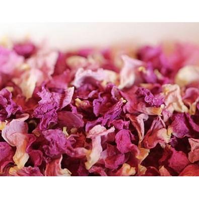 Kwiat/płatki róży (luzem 3g)