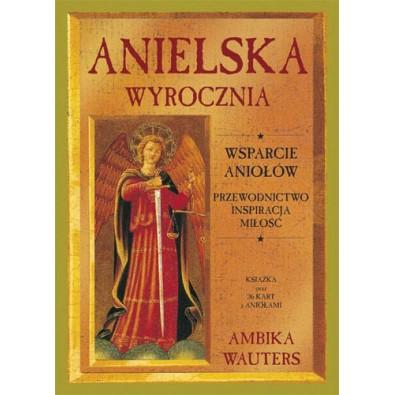 """Karty """"Anielska Wyrocznia"""" (ksiżąka + karty)"""