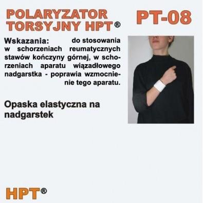 Polaryzator Torsyjny PT - 08 (opaska na nadgarstek)