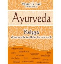 AYURVEDA. Księga domowych środków leczniczych (książka)