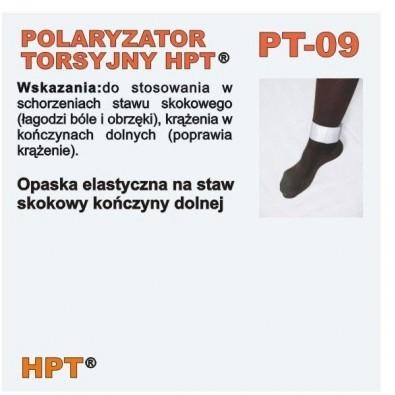 Polaryzator Torsyjny PT - 09 (opaska na staw skokowy, kostkę)