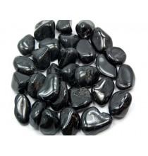 Turmalin czarny (szlifowane bryłki, na wagę)