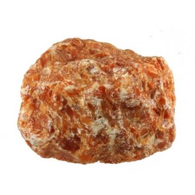 Kalcyt pomarańczowy (bryłka naturalna)