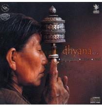 "PŁYTA CD ""Dhyana"""