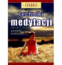 Techniki medytacji. OSHO (książka)