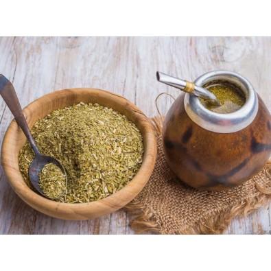 BIO Herbata YERBA MATE - DESPELADA, PREMIUM (zielona, bez gałązek) - Brazylia (250g)