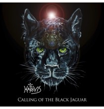 "PŁYTA CD ""Calling of the Black Jaguar"" Tommy Harevis"