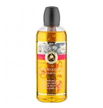 Olej do włosów POPRAWA WZROSTU (łopian, pszenica, mięta, len, rokitnik, rozmaryn, szałwia, jałowiec ) 250ml