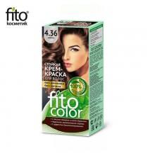 Farba do włosów NATURALNA - MOKKA Nr 4,36
