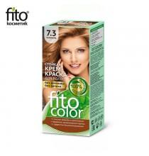 Farba do włosów NATURALNA - KARMEL Nr 7,3
