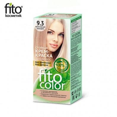 Farba do włosów NATURALNA - PERŁOWY BLOND Nr 9,3