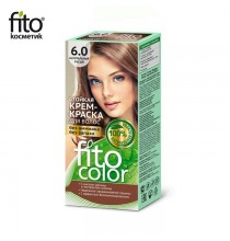 Farba do włosów NATURALNA - NATURALNY JASNY BRĄZ Nr 6,0