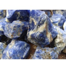 Sodalit (bryłka naturalna)