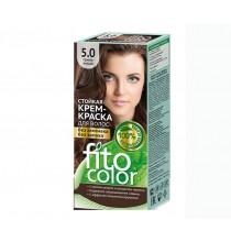 Farba do włosów NATURALNA - CIEMNY BRĄZ Nr 5,0