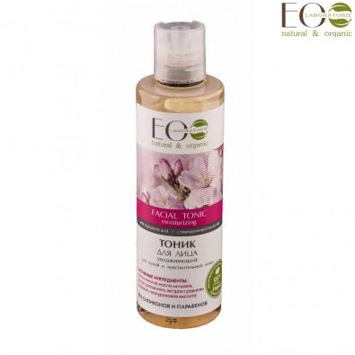 Roślinny Tonik NAWILŻAJĄCY, skóra sucha, wrażliwa (200 ml)