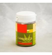 Kapsułki CBD 3% (10mg) - CANNAFLOS (ekstrakt z konopi) - 30 kaps.