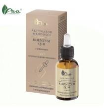 AKTYWATOR MŁODOŚCI - Koenzym Q10 + witaminy (100% eliksir młodości) 30ml