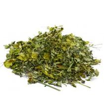 MORINGA OLEIFERA - liście pocięte (50g) - MŁODOŚĆ, PIĘKNO, ZDROWIE, ENERGIA