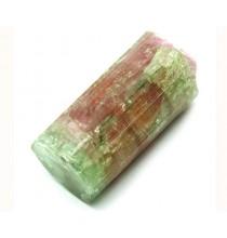 TURMALIN ARBUZOWY, kamień MIŁOŚCI i CZAKRY SERCA (bryłka naturalna) - UNIKAT