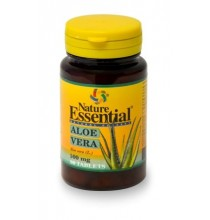 ALOES (ekstrakt 500mg) - tabletki (60 szt) ZDROWA SKÓRA, PŁUCA, ORGANIZM