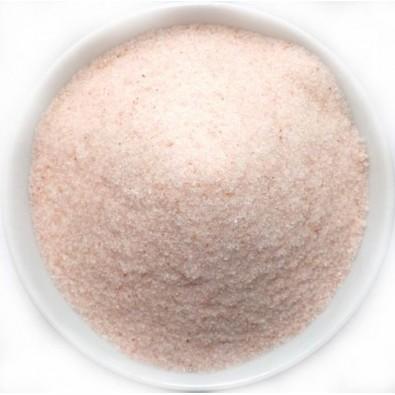 Sól kamienna KŁODAWSKA, różowa - DROBNA