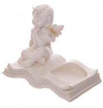 ŚWIECZNIK - Aniołek MĄDROŚCI (z książką)