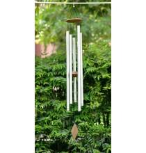 Dzwon Wietrzny Rurowy - SOLFEGGIO (6 Świętych Częstotliwości)
